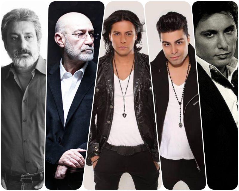 کنسرت شادمهر 2017 آنتالیا کنسرت های آنتالیا