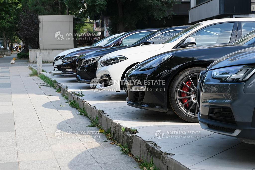 Antalya Cars