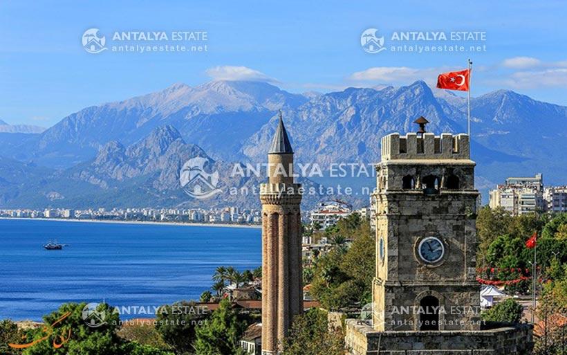 Поддержка турецкого правительства иностранным инвесторам в Анталии