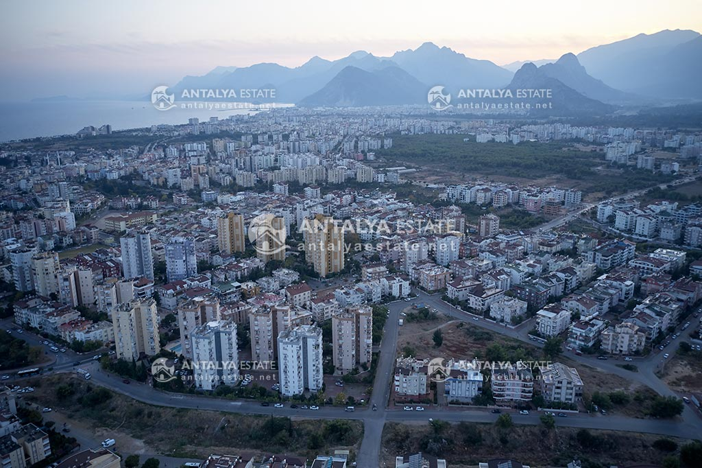 Purchasing land in Turkey – Antalya
