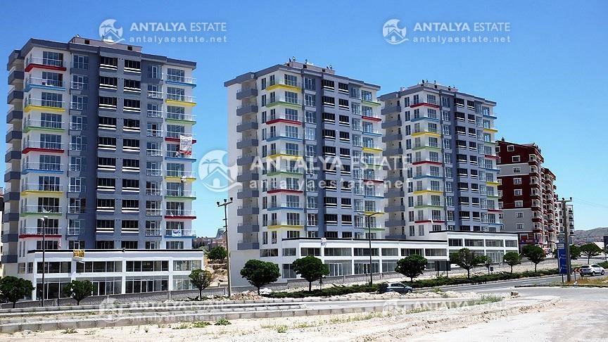 дешевле всего покупать недвижимость в Анталии