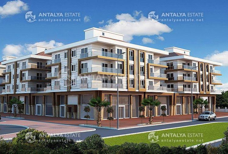 Кепез, дешевле всего покупать недвижимость в Анталии