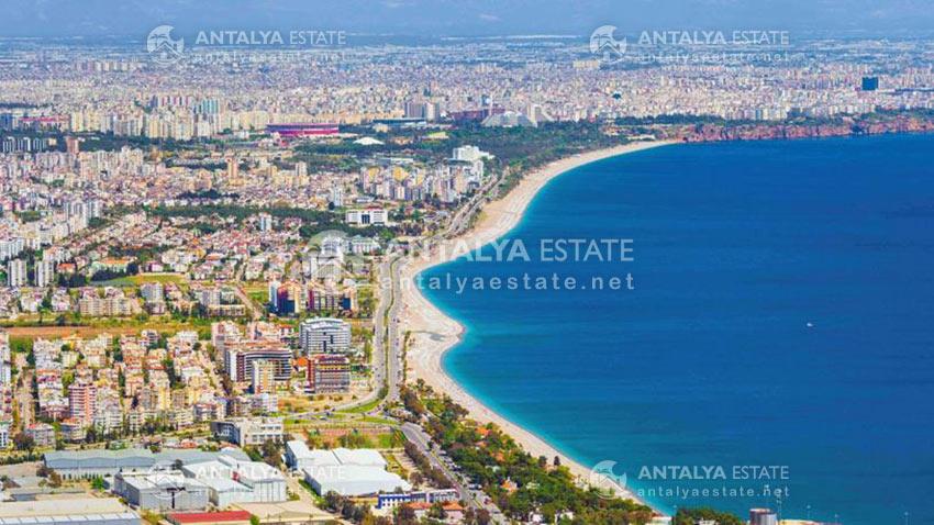 Какие районы подходят для жизни в Анталии?