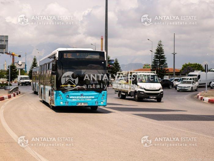 Transportation costs in Antalya