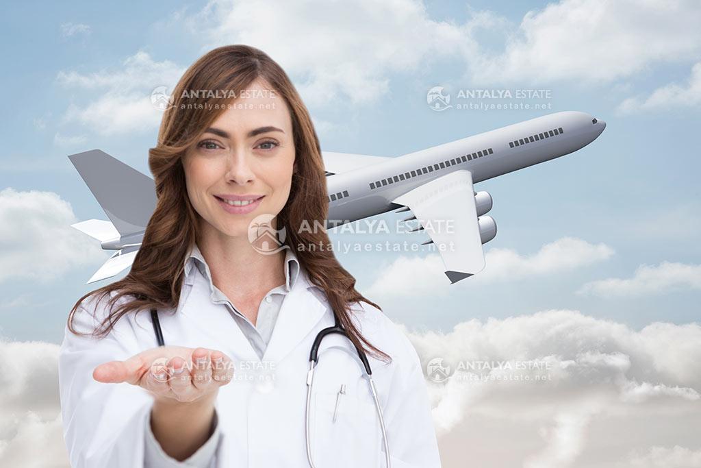 начать медицинские услуги в анталии, турция