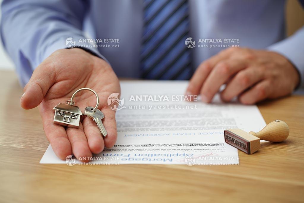 недвижимости в Анталии