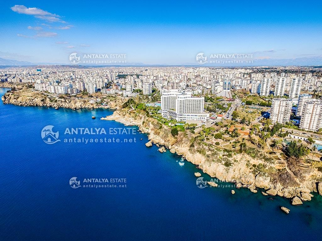 Лучшие районы для покупки недвижимости в Анталии