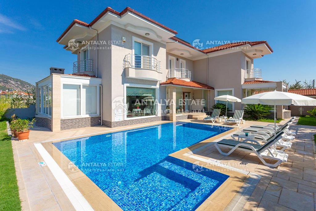 Buy Villa In Turkey and particularly in Belek