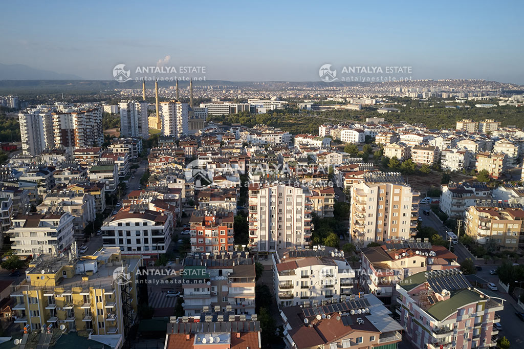 cost of buying an apartment in Antalya