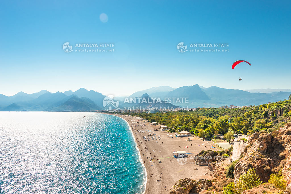 reasons to buy a property in Antalya