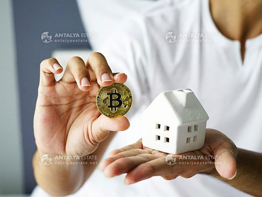 Buy property in Turkey with cryptocurrency