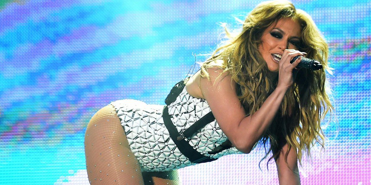Jennifer Lopez Antalya concert 18th June
