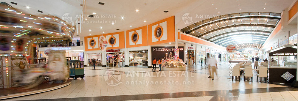 торговый центр анталии
