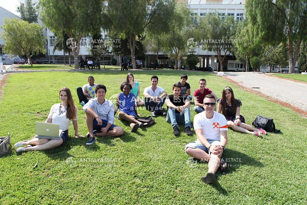 Study in Antalya