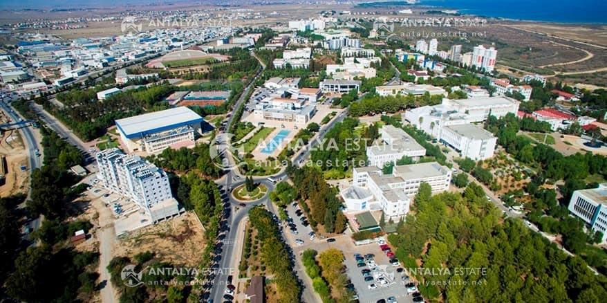 Учеба в средиземноморском университете, учеба в общеобразовательном университете