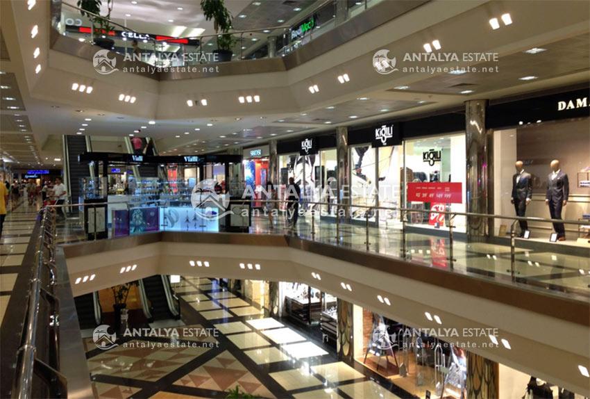Торговый центр Анталии Migros