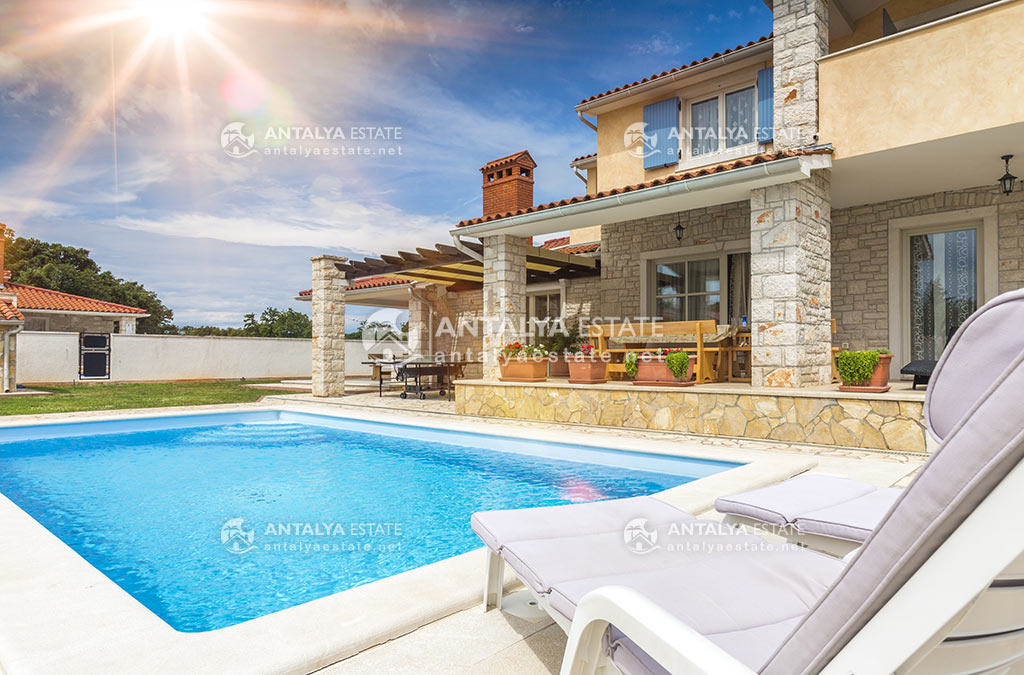 Buy Villa in Belek with private pool