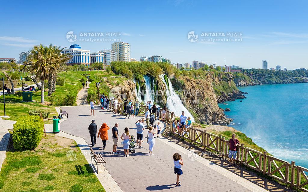 Residence in Turkey
