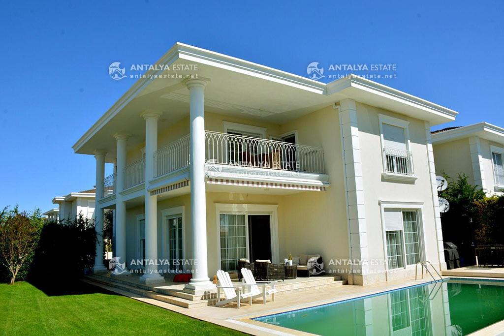 Rental Price of Villa in Antalya Kundu