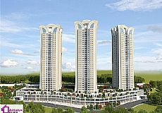 Tulpan Towers, Fully Completed Homes in Istanbul with Installment - 3