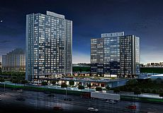 Gul Proje Express, Istanbul European side luxury residences in Bagcilar for sale - 5