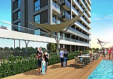 Fortis Istanbul, Elite Sea view property in Kucukcekmece Istanbul for sale - 7