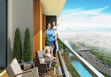 Fortis Istanbul, Elite Sea view property in Kucukcekmece Istanbul for sale - 8