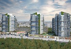 NEF Bahсelievler, Buy Apartment in one of the most popular districts of Istanbul - 3