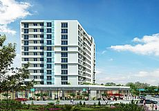 Olimpa Plus, Apartments in basaksehir istanbul close to shopping center - 2