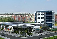 Olimpa Plus, Apartments in basaksehir istanbul close to shopping center
