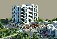 Olimpa Plus, Apartments in basaksehir istanbul close to shopping center - 5
