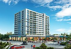Olimpa Plus, Apartments in basaksehir istanbul close to shopping center - 7