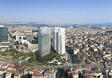 Park Bomonti, Sisli Istanbul properties for sale| Turkey property