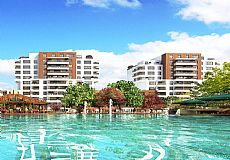 Koycegiz, Istanbul asian side Apartments with lake view - 3