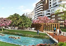 Koycegiz, Istanbul asian side Apartments with lake view - 4