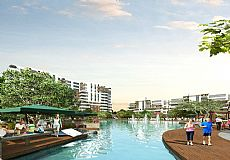 Koycegiz, Istanbul asian side Apartments with lake view - 5