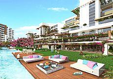 Koycegiz, Istanbul asian side Apartments with lake view