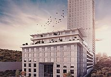 Nurol Life, Property in fourth tallest building in Istanbul Turkey for sale - 2