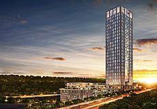 Nurol Life, برج مسکونی پنج ستاره در بالا شهر استانبول ترکیه