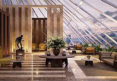 Nurol Life, برج مسکونی پنج ستاره در بالا شهر استانبول ترکیه - 5