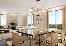 Nurol Life, Property in fourth tallest building in Istanbul Turkey for sale - 6