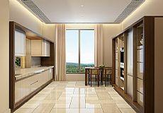 Nurol Life, برج مسکونی پنج ستاره در بالا شهر استانبول ترکیه - 7