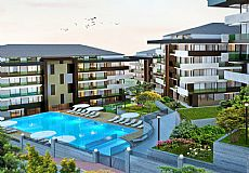 Tarabya Life, Istanbul property constructed with the high technology