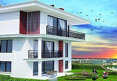 Asrin, Sea side villas in Istanbul