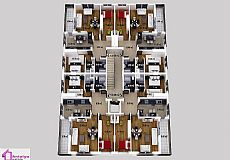 Hill Side Residence, Antalya Cheap Real Estate - 8