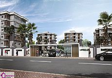 Sultan Homes 2, Apartments for Sale in Antalya