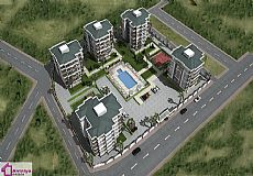 Sultan Homes 2, Apartments for Sale in Antalya - 6
