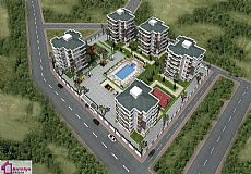 Sultan Homes 2, Apartments for Sale in Antalya - 8