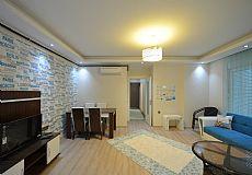 شقة مفروشة جديدة للبيع في منتجع جميل في كونيالتي انطاليا تركيا  - 1
