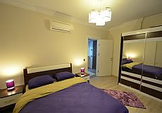شقة مفروشة جديدة للبيع في منتجع جميل في كونيالتي انطاليا تركيا  - 8